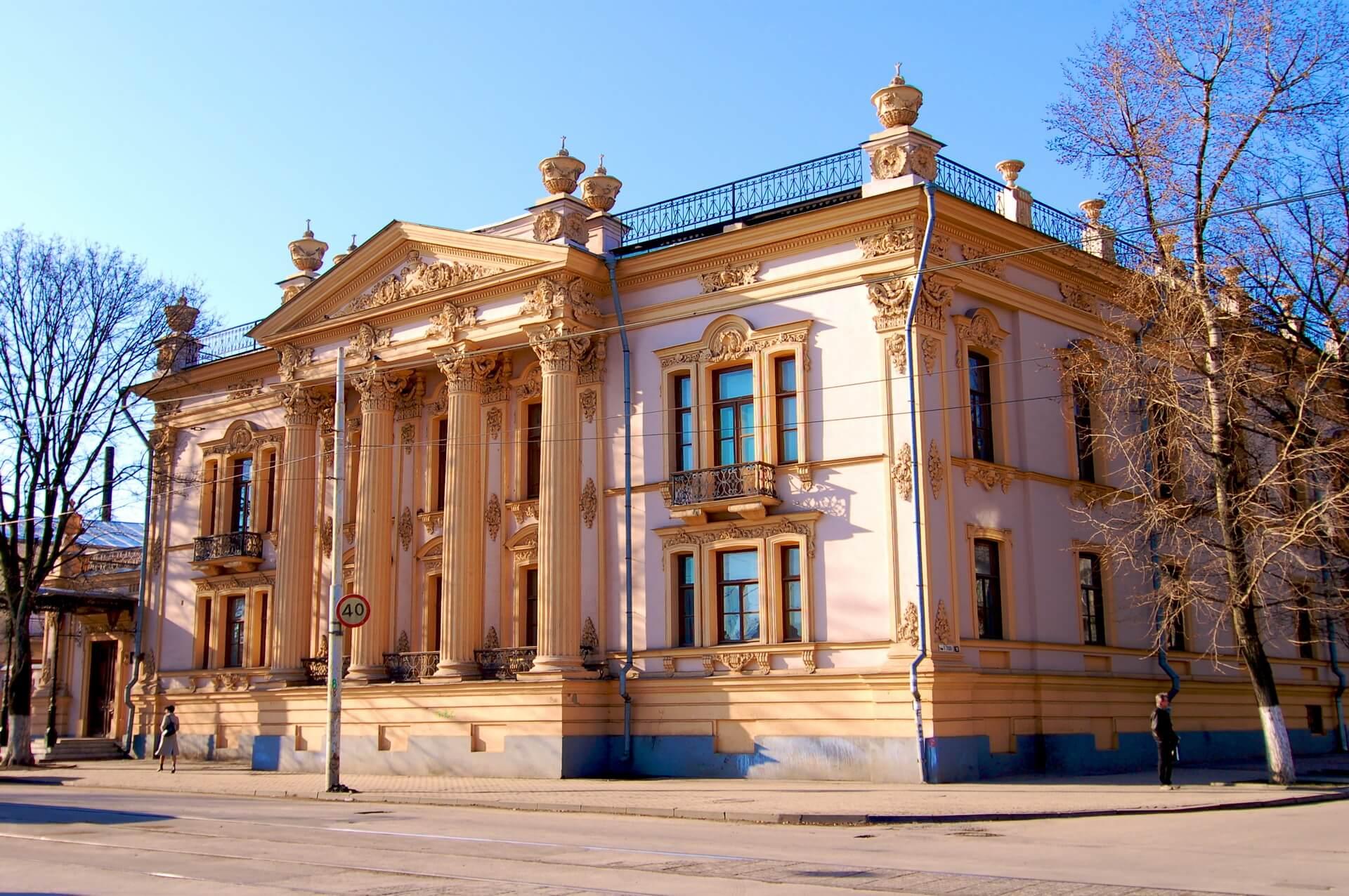 Историко-краеведческий музей. Таганрог