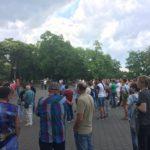 12 июня, в Таганроге прошел митинг «Требуем ответов»