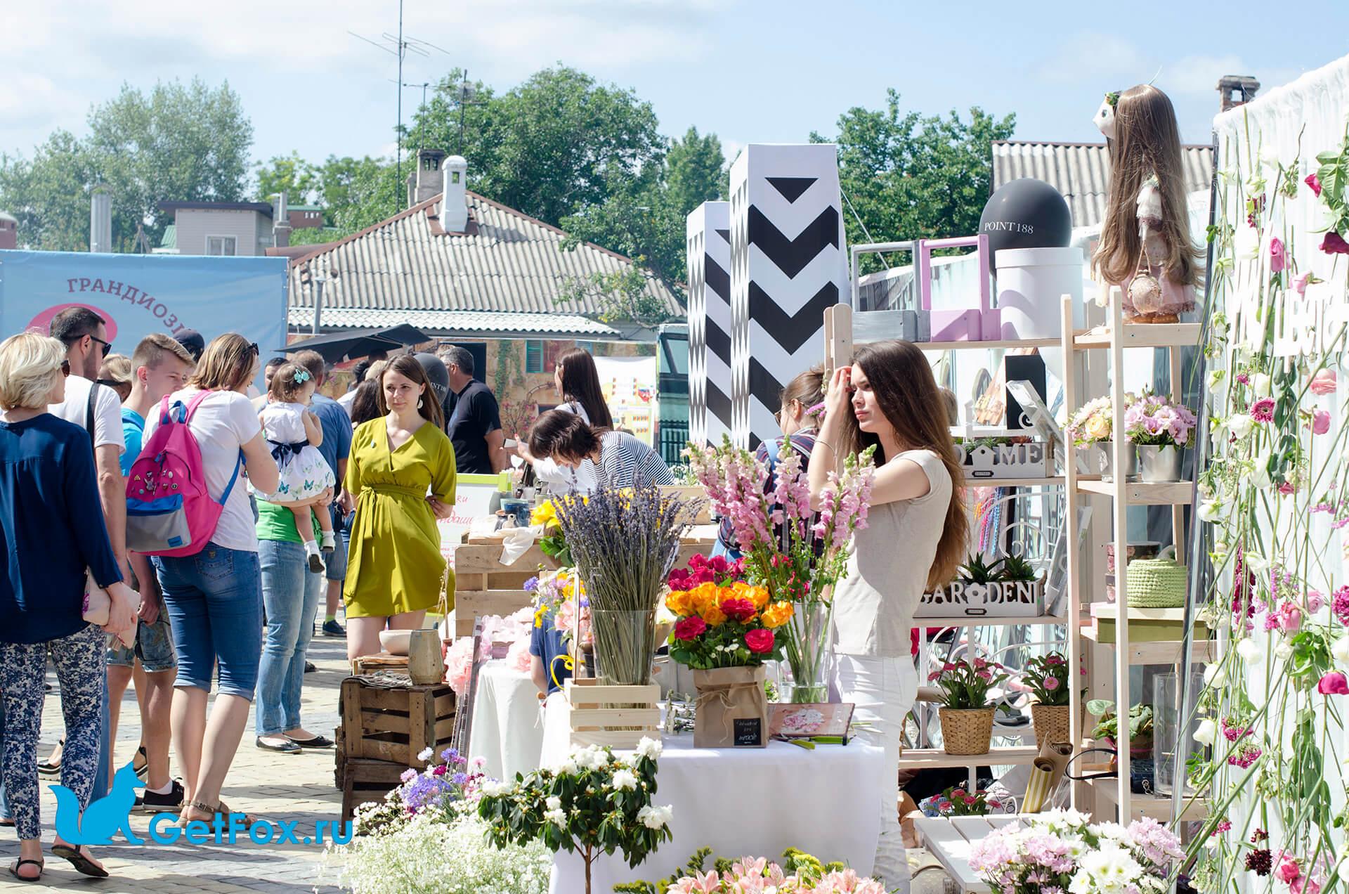 Фестиваль «Food Market» в Таганроге