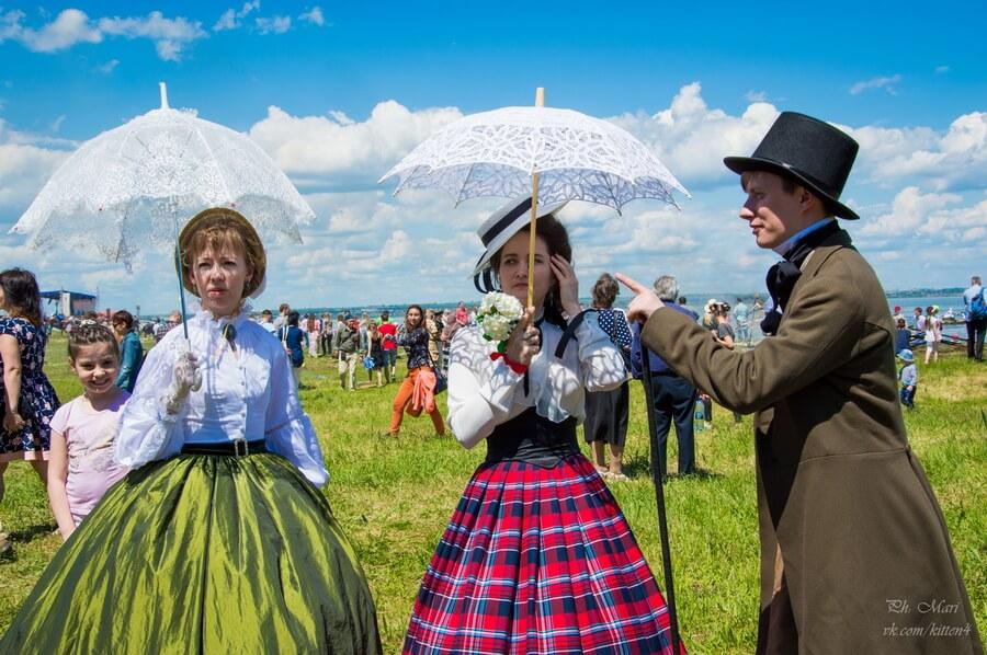 Фестиваль «Оборона Таганрога 1855 года»