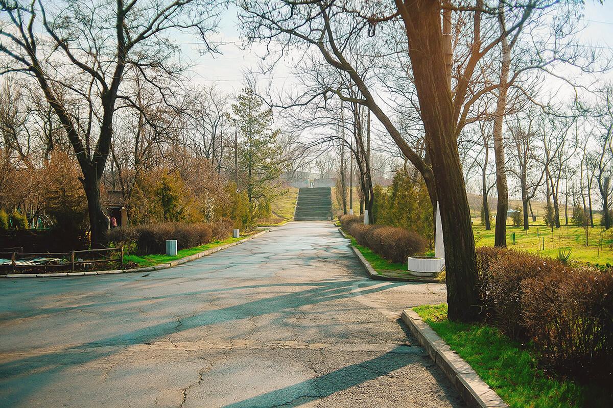 Приморский парк. г. Таганрог